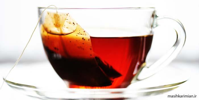 جوشاندن اقیانوسی برای یک فنجان چایی!